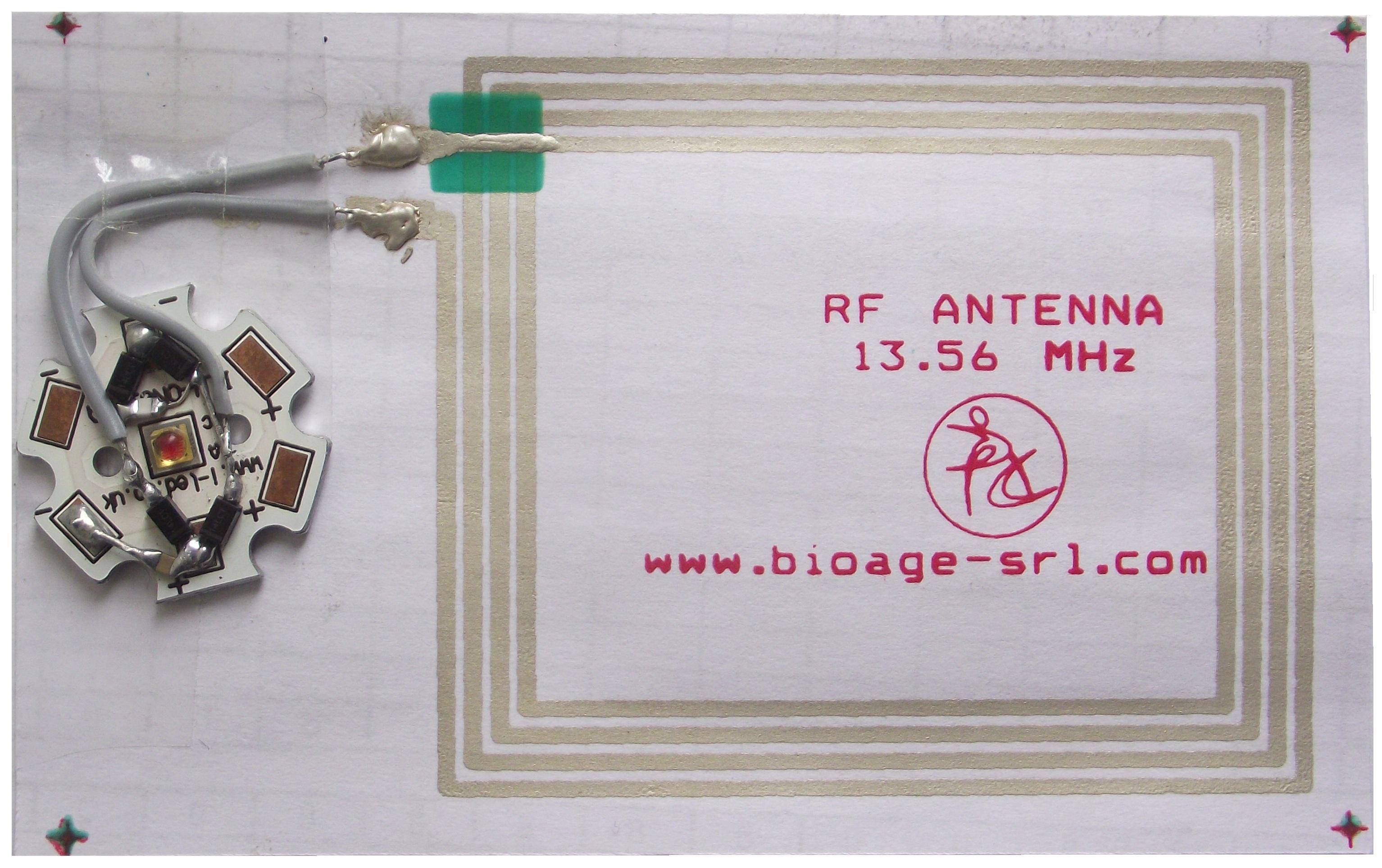 Antenna Ritagliata